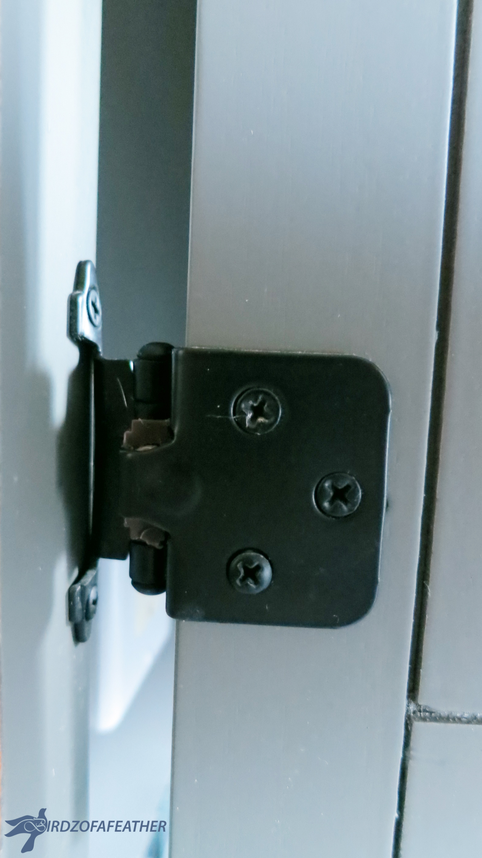 Picture of Install Hinges and Mount Door
