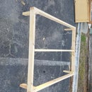 2x4 Full Bed Frame Quick, Fast and in a Hurry