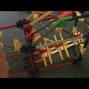K'nex Domino Seperator+Bonus (K'nex Ball Machine)