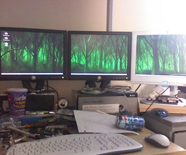 How to set up multiple monitors in linux