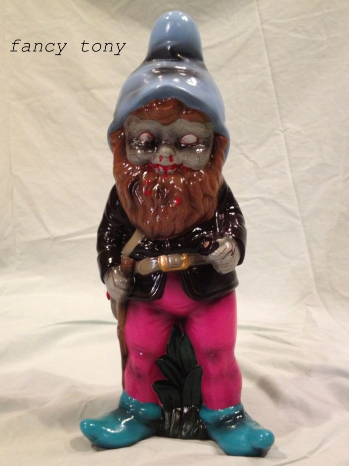 Picture of Zombie Garden Gnome Mod