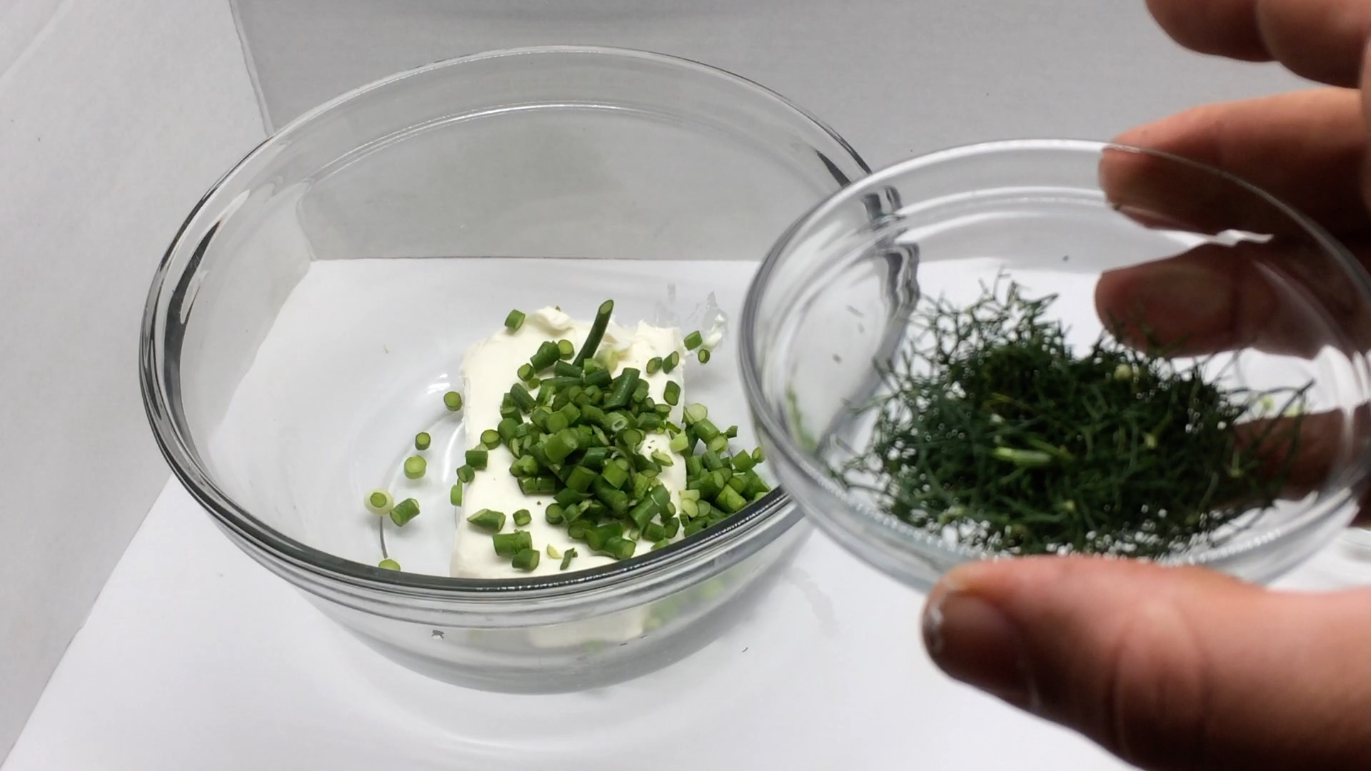 Picture of Garlic Scape Dip