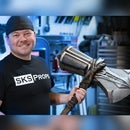 Thor's Stormbreaker Foam Cosplay Weapon - SKS Props