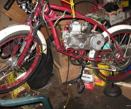 Motorized Bicycle DIY: The Hard Way