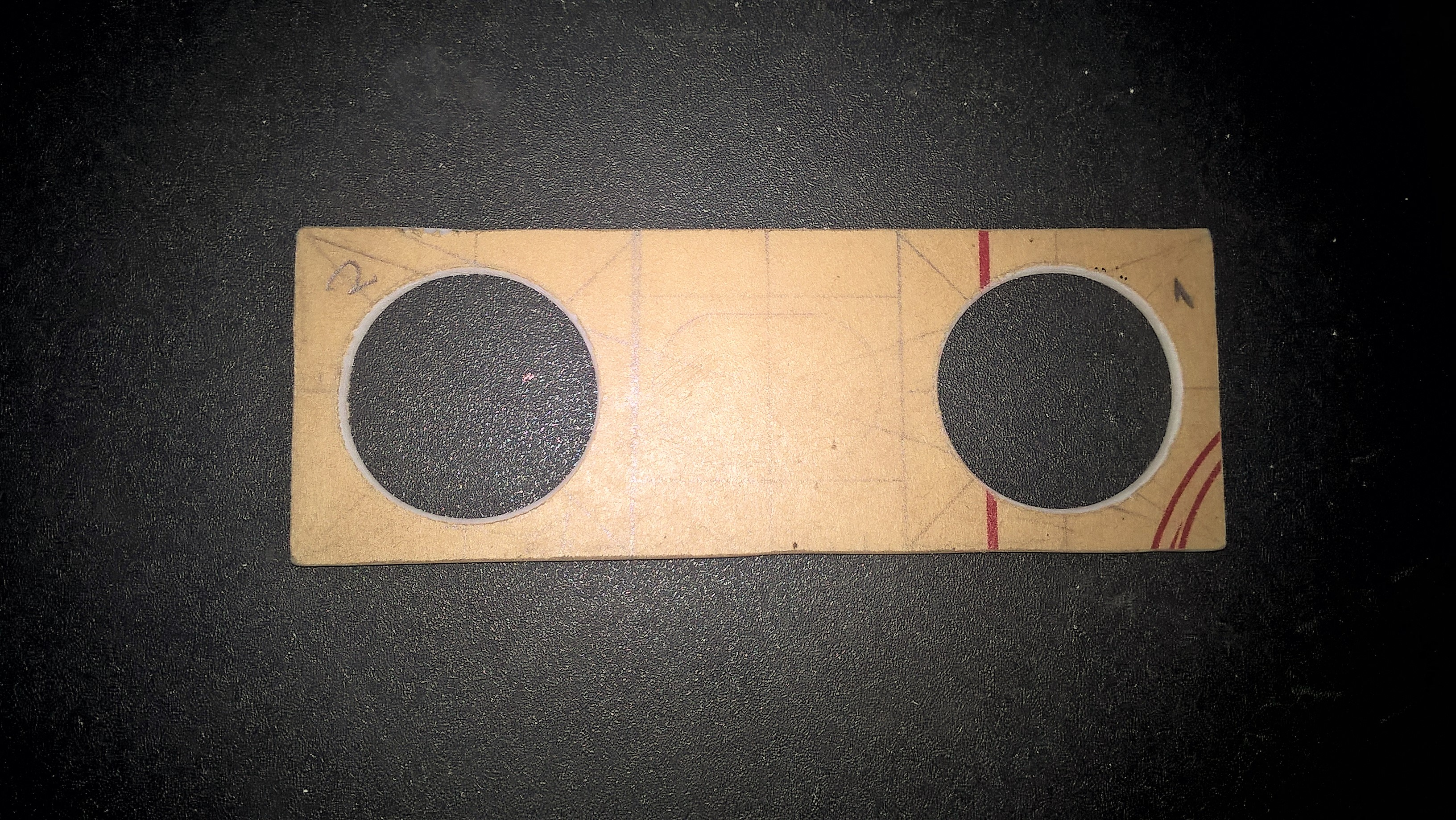 Picture of Cutting Holes