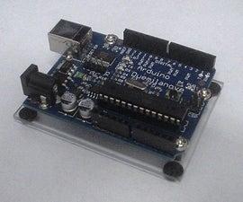 Arduino holder