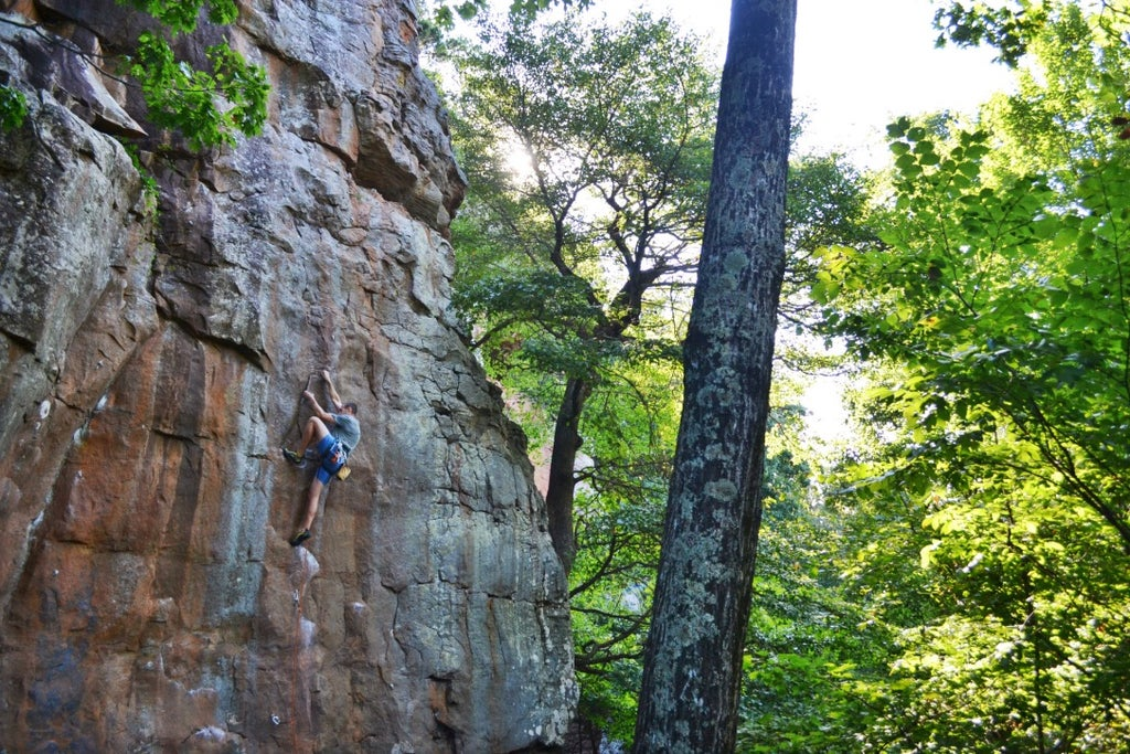 How To Get Into Rock Climbing 6 Steps With Pictures Instructables