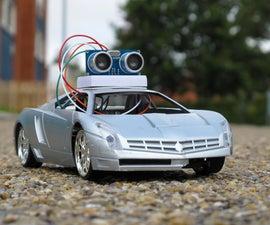 Autonomous Race Car