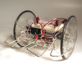 Add Obstacle Detecting Whiskers to Your Robot