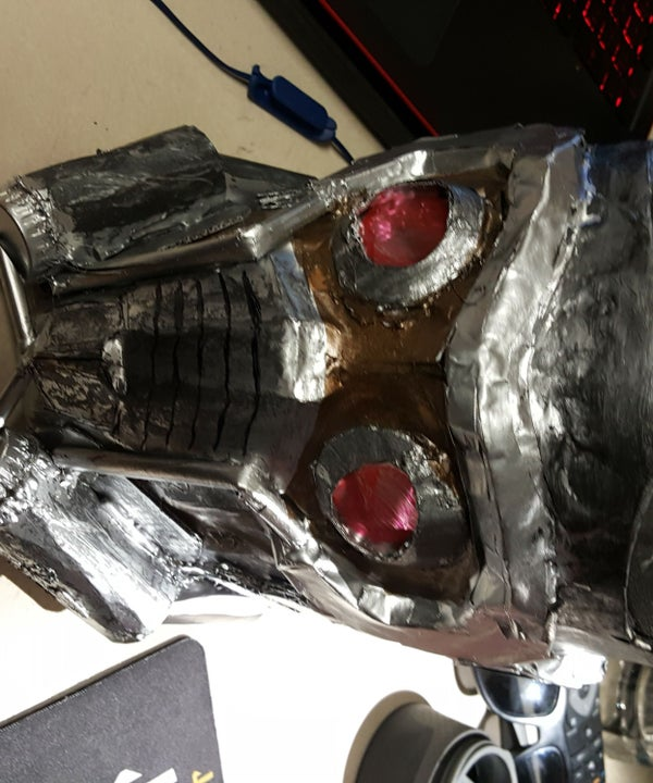 Guardians of the Galaxy Star Lord Mask