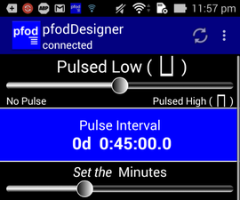 Pulse Arduino output from Android mobile. No programming required