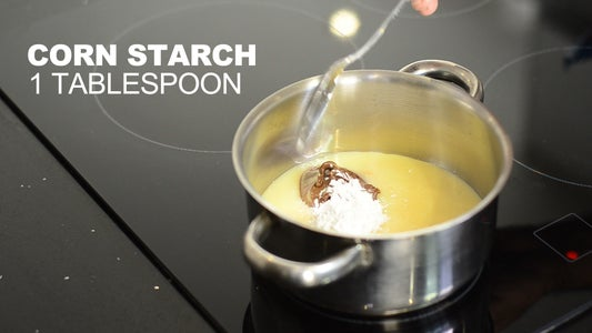 Add Corn Starch / Corn Flour