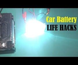 5 Car Battery Life Hacks