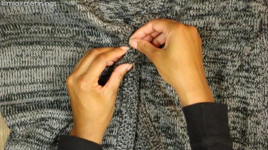 Stitch Opening