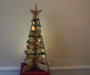 Flat-Pack X-Mas Tree