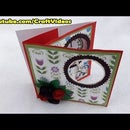 How to Make Changing Picture Card for New Year