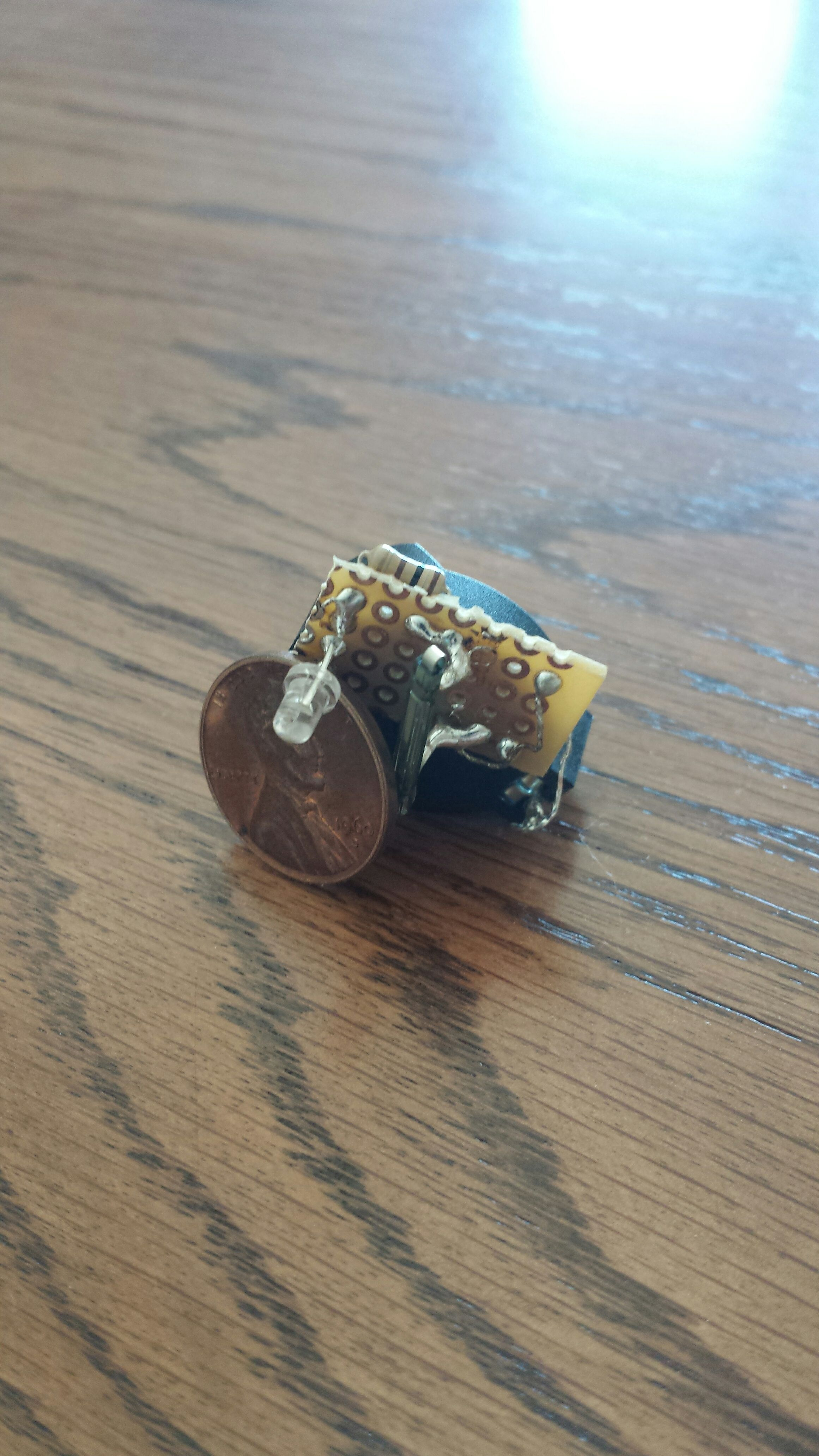 Picture of TinyLight- the Micro Flashlight