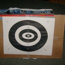 High FPS Airsoft Target
