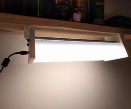 LED Workbench Lamp