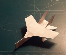 How To Make The Super StratoBolt Paper Airplane