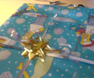How to Ribbon Presents!