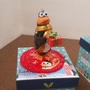 Making heirloom Christmas ornaments