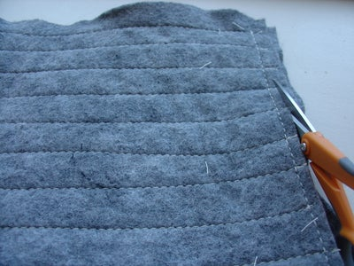 Sew the Pencil Pockets