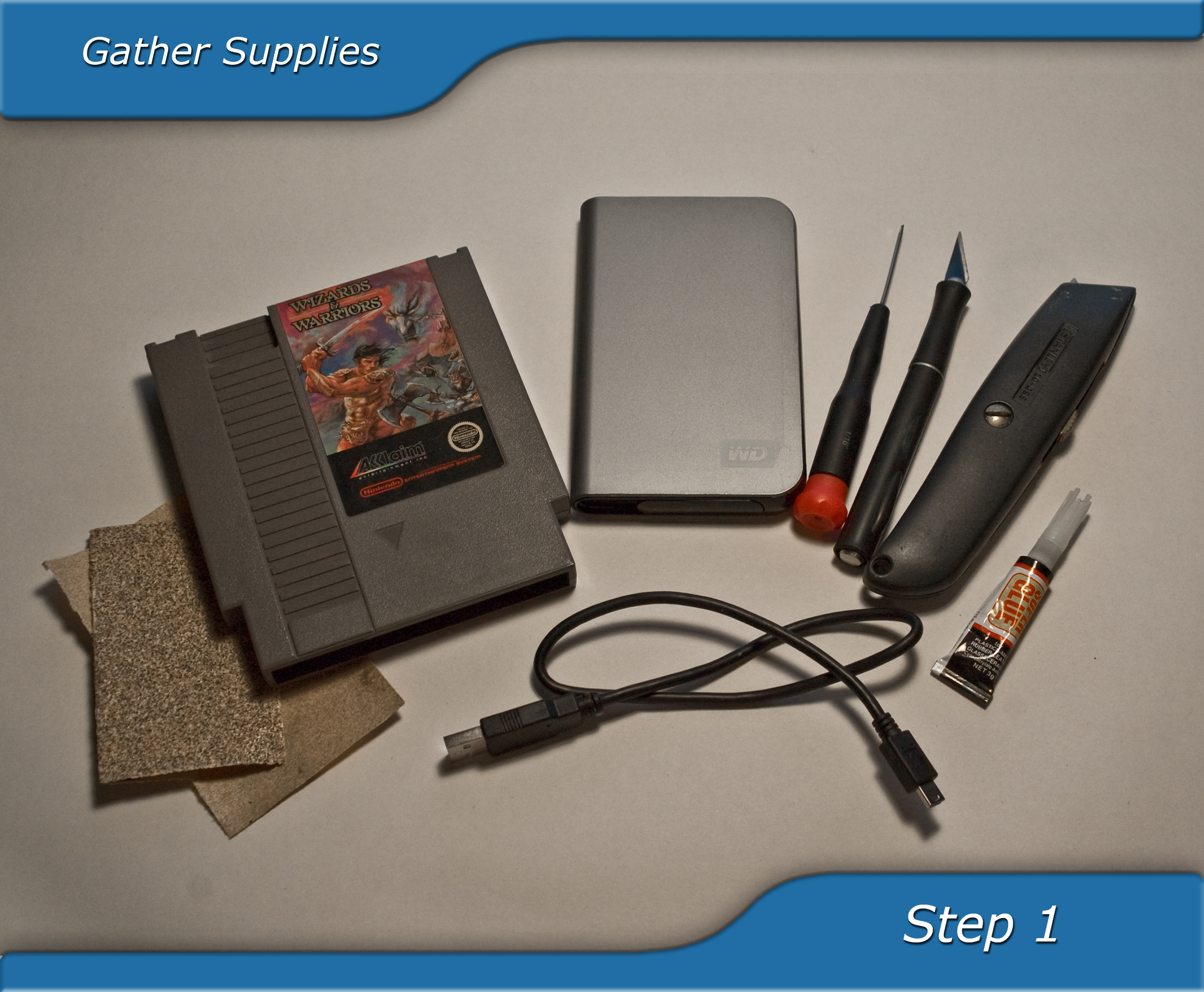 Picture of Gather Supplies
