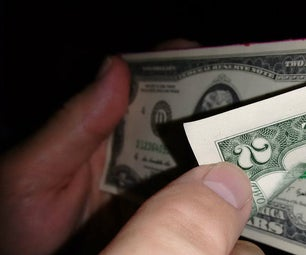 Give a Hot Tip: Peel a $2 Bill From a Pad!