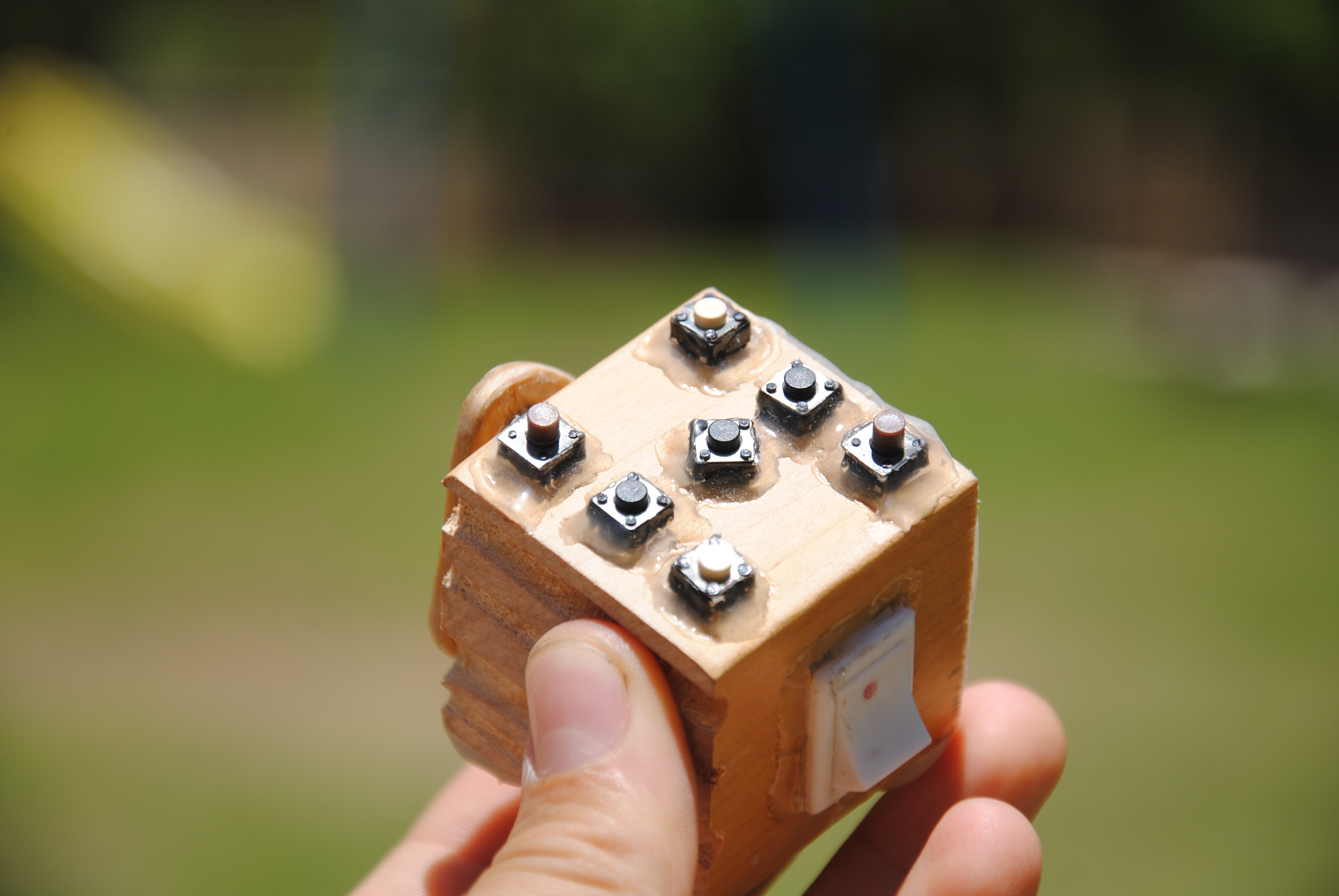 Picture of Push Button Switches!