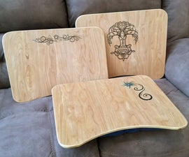 Personalized Lapdesk