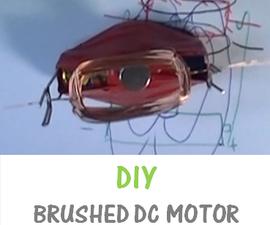 DC Motor Brushed Style
