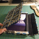 Kindle Cover w/ magnetic closure