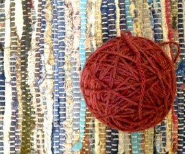 How to Wind a Center-Pull Ball of Yarn by Hand