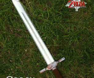 Ordon Sword From Zelda Twilight Princess