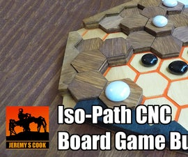 Iso-Path Board Game