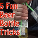 5 Beer Bottle Tricks You Must Know!