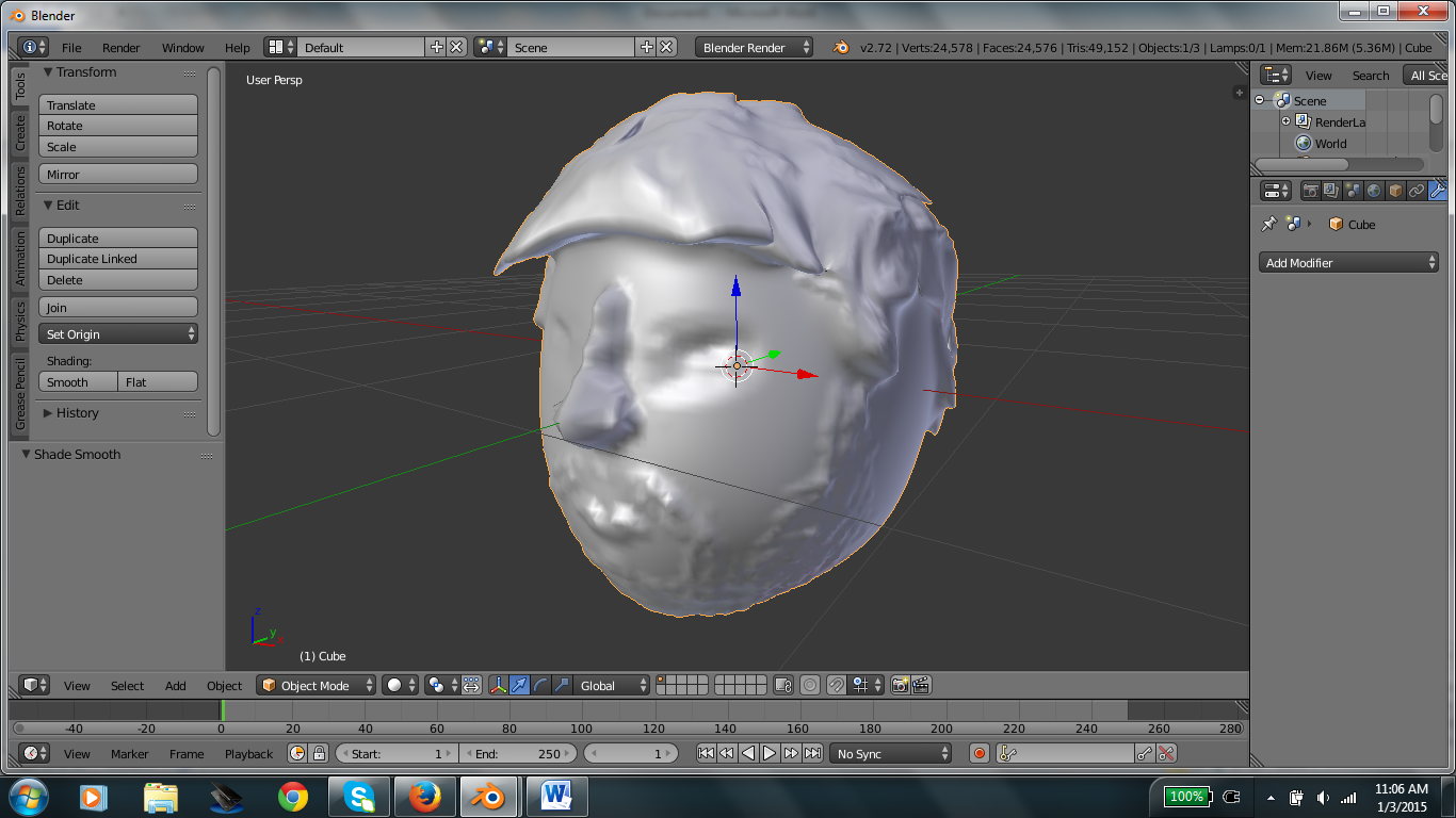 Picture of Sculpting