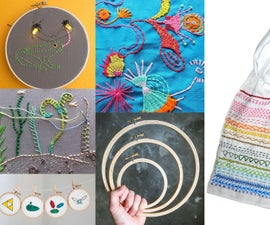 What to Embroider Next + Resources