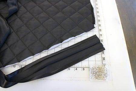 Bind Body and Sleeve Edges
