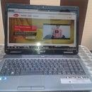 Sugru make my Laptop more cooler!