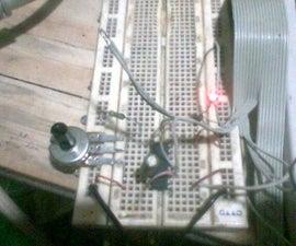 Simple & Cheap Analog to Digital converter