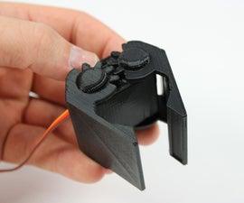 3D Printed Robot Gripper - LittleBot Gripper