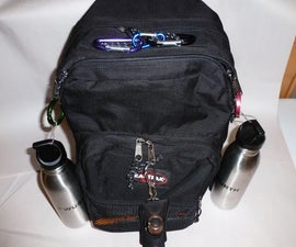 """Emergency / Survival Pack  also known as the BOB, GOOD, HELP, 3-Day or """"Oh Sh*t"""" bag"""