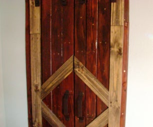 Interior Pallet Barn Doors