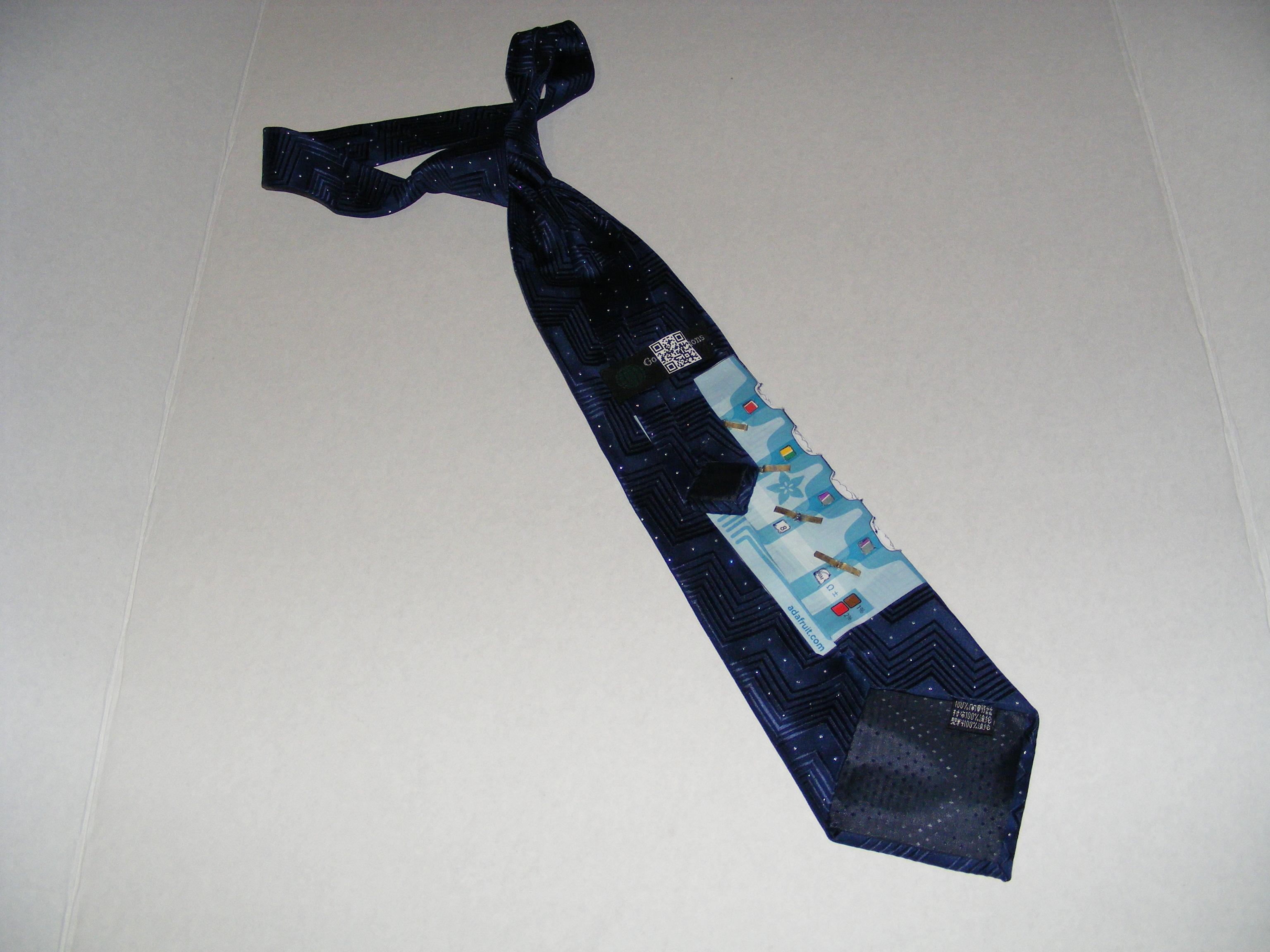 Picture of Resistor Value Helper Tie