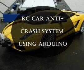 RC Car Anti-Crash System Using Arduino