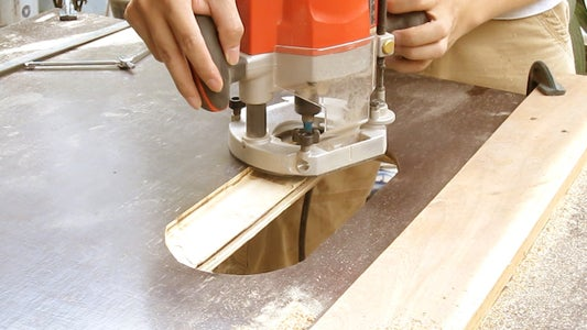 Make the Lid for Saw Blade