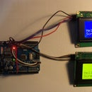 Arduino Dual 20x4 Display