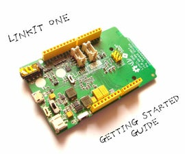LinkIt ONE Getting Started Guide